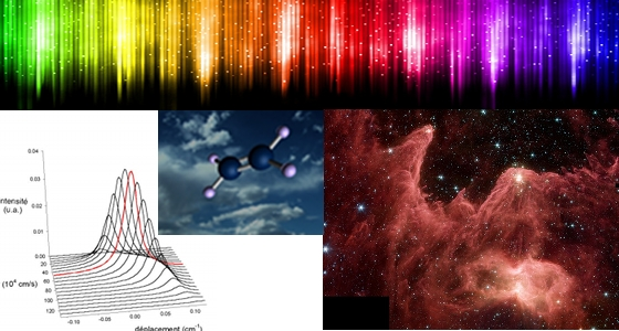 Interaction matière-rayonnement