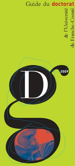 couverture guide doctorat 2009