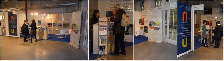 Photographies salon APEC Research 19 décembre 2010
